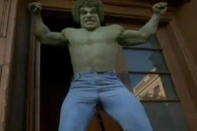 The Incredible Hulk - TV Series