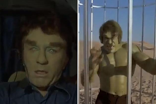 David Banner and The Hulk