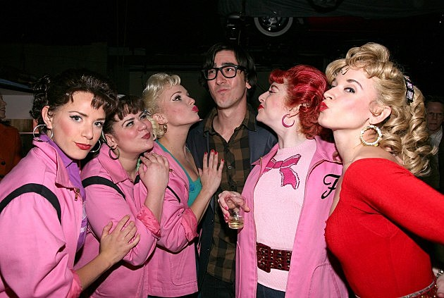 Rizzo Grease Pink Ladies