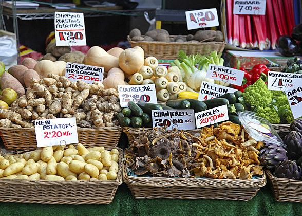 Farmers Markets Colorado