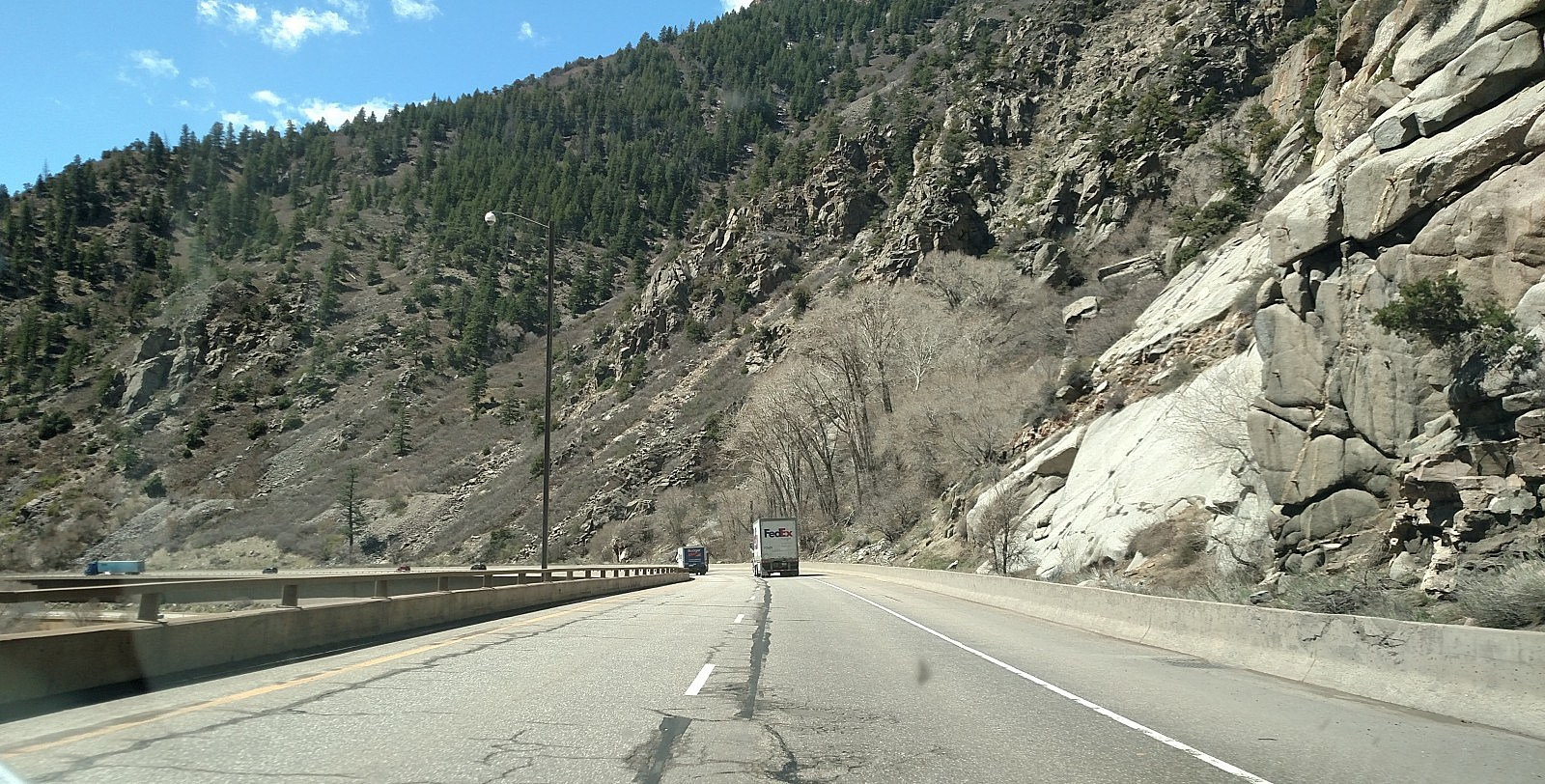 Palisade Curve on I-70 to Undergo Changes