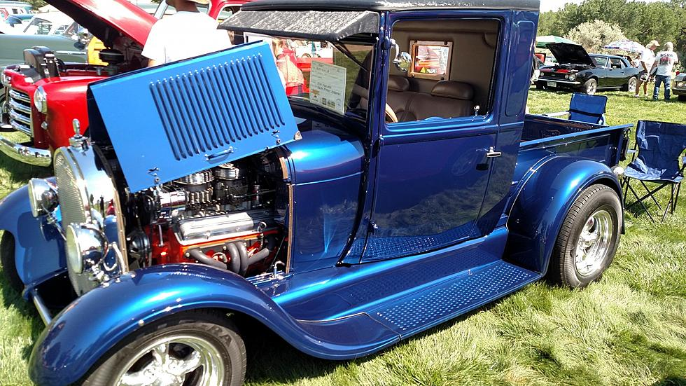 Delta Street Rodders Car Show Features Really Cool Cars - Really cool cars