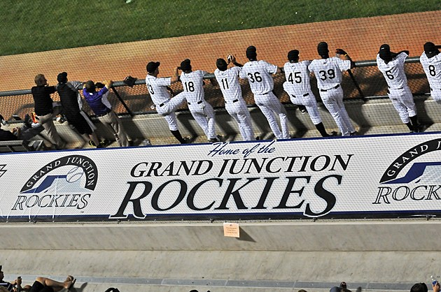 Grand Junction Rockies battle for playoffs