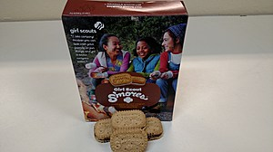 Girl Scout Cookie Sale 2017 Smores