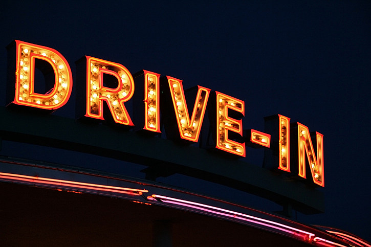 Star Drive In Theatre In Montrose