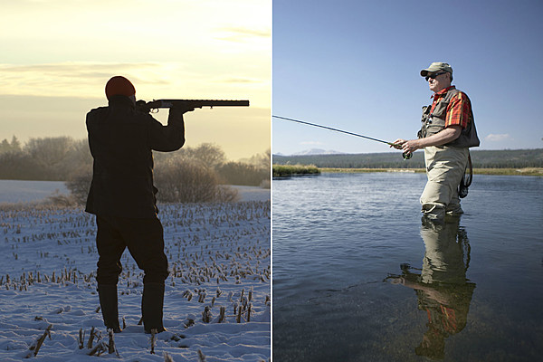 Colorado to raise hunting and fishing license charge for Colorado fishing laws