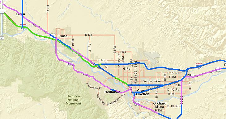 Colorado Highway Conditions