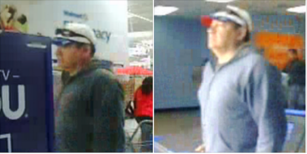 montrose walmart purse thief
