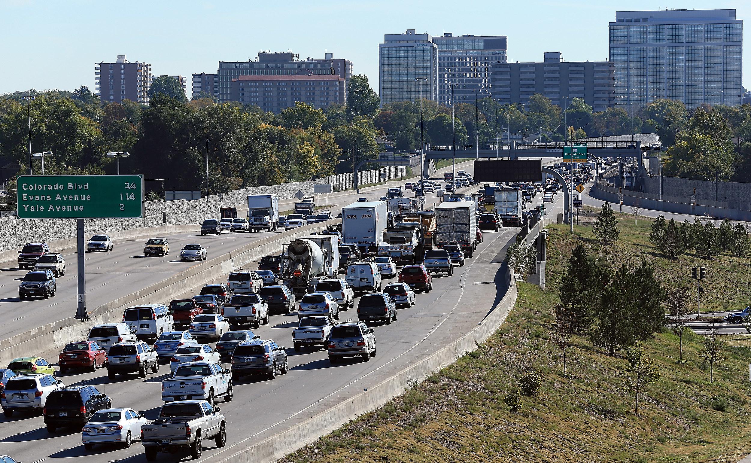 I-25 Denver