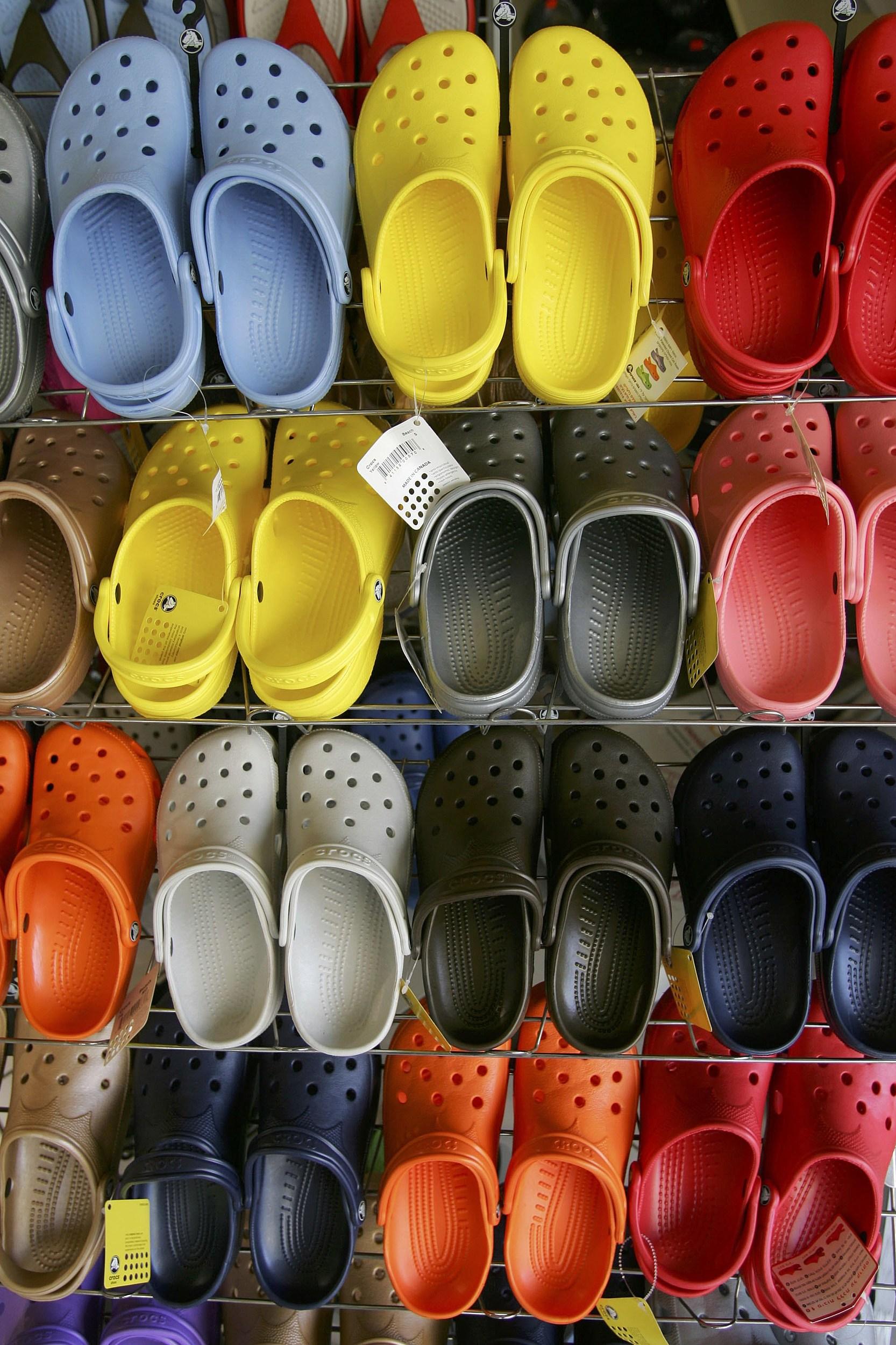 Crocs Shoes Increasingly Popular Amongst Trendy Israelis