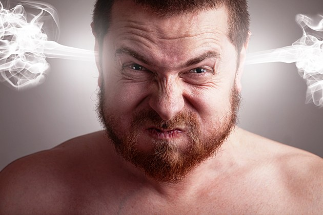 Angry Man Smoke EarsThinkstockPhotos-152957002