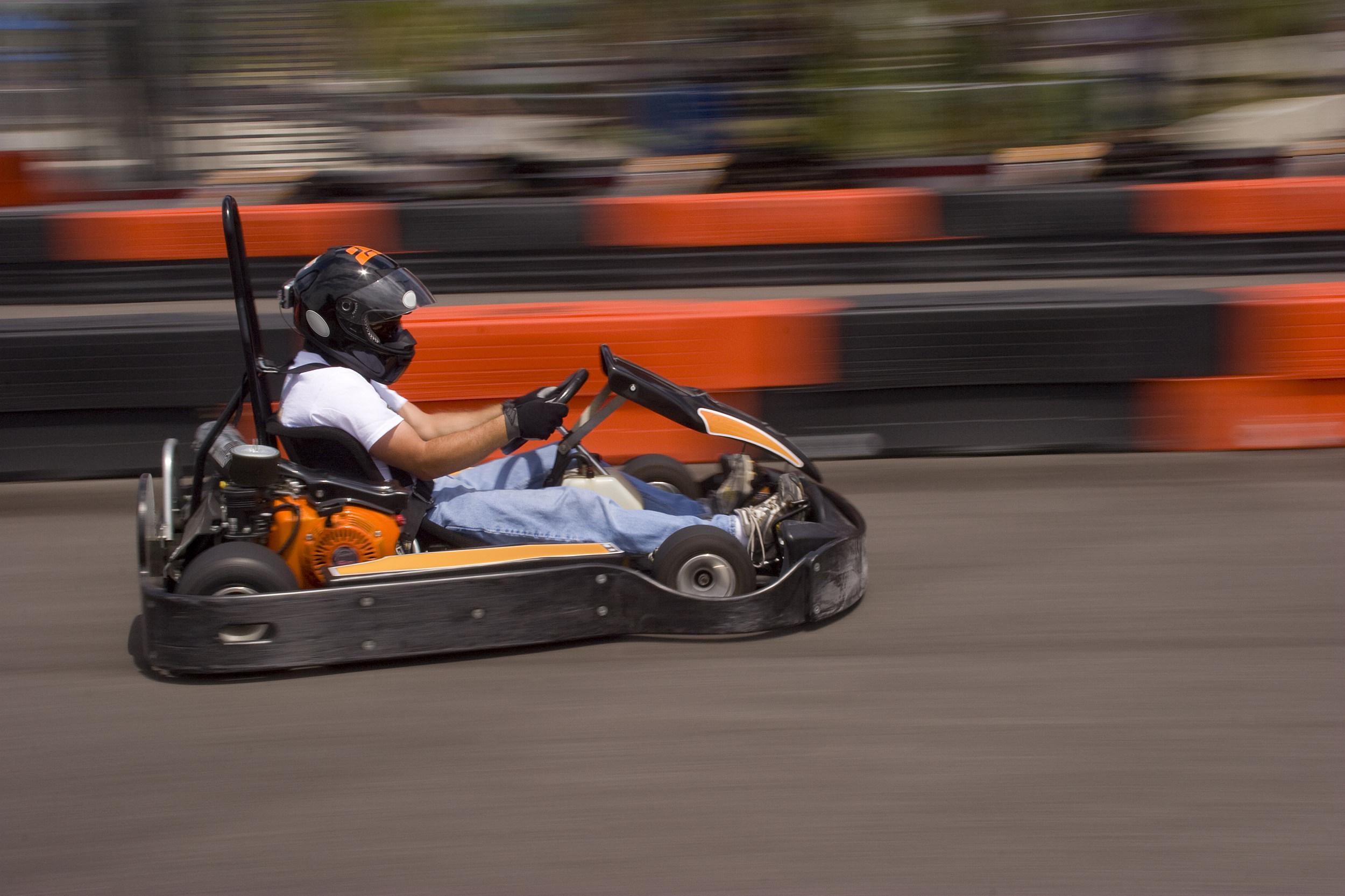 High Speed Go Kart