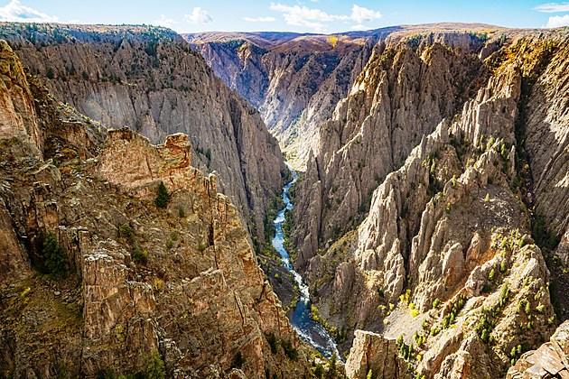 Black Canyon of the Gunnison ThinkstockPhotos-656836146
