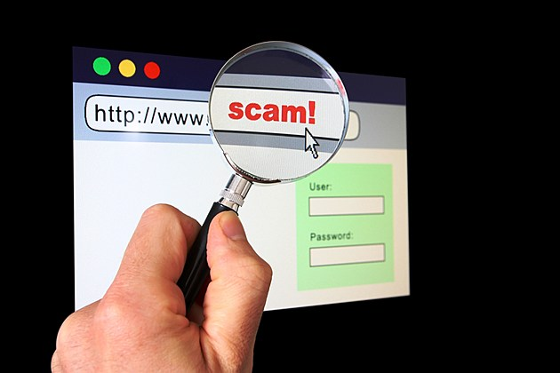 email internet scams