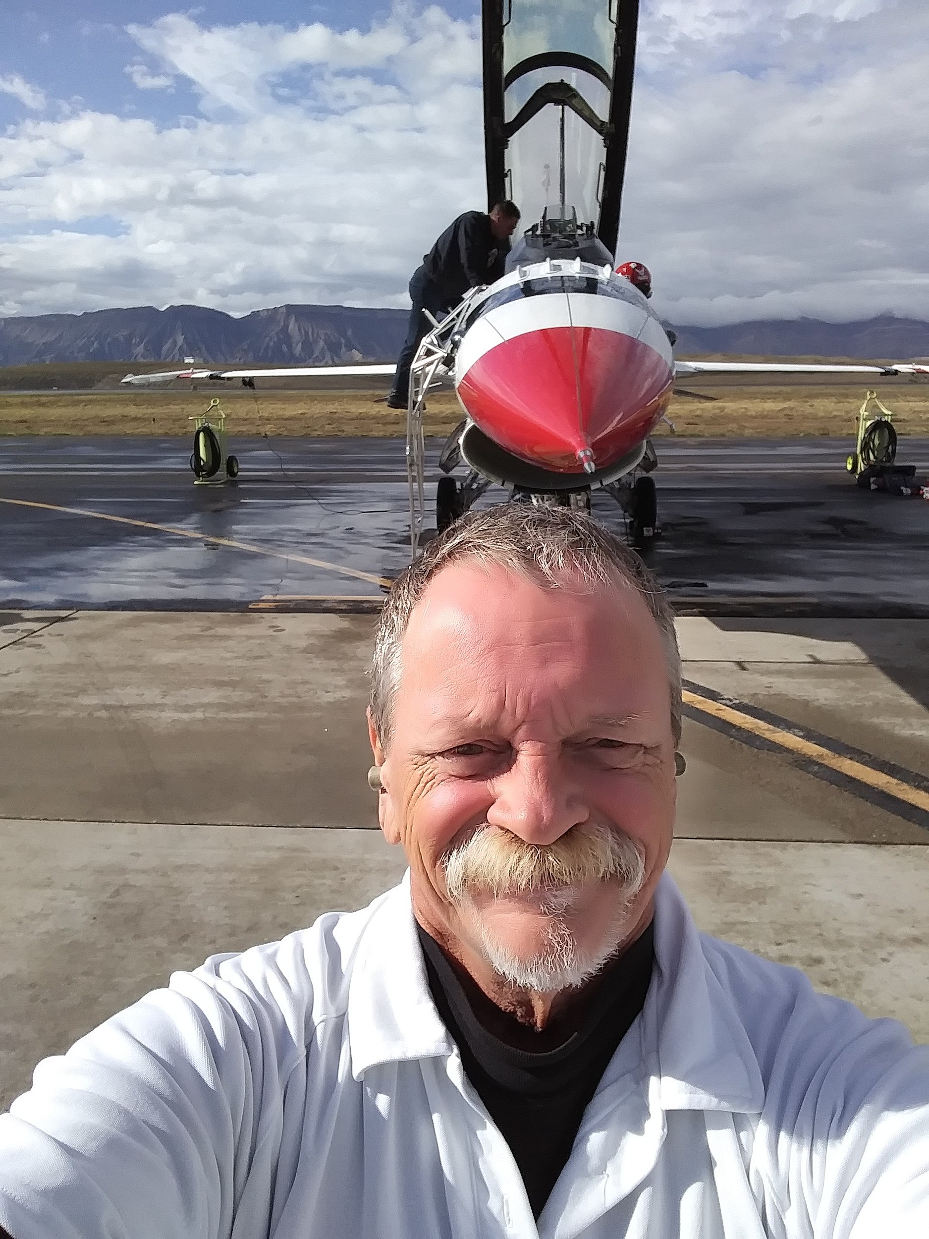 Behind The Scenes At The Grand Junction Air Show