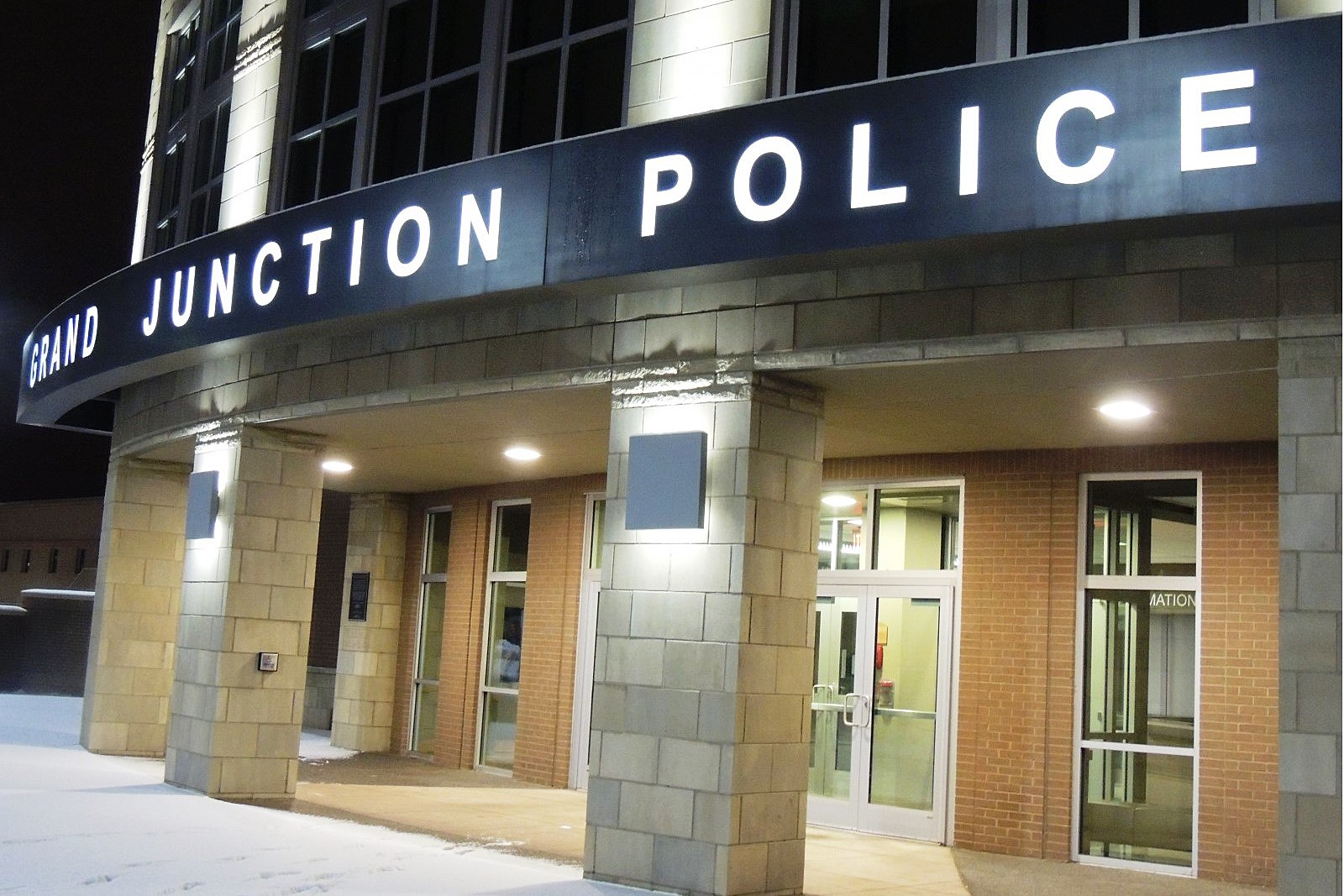 Grand Junction Police Department building