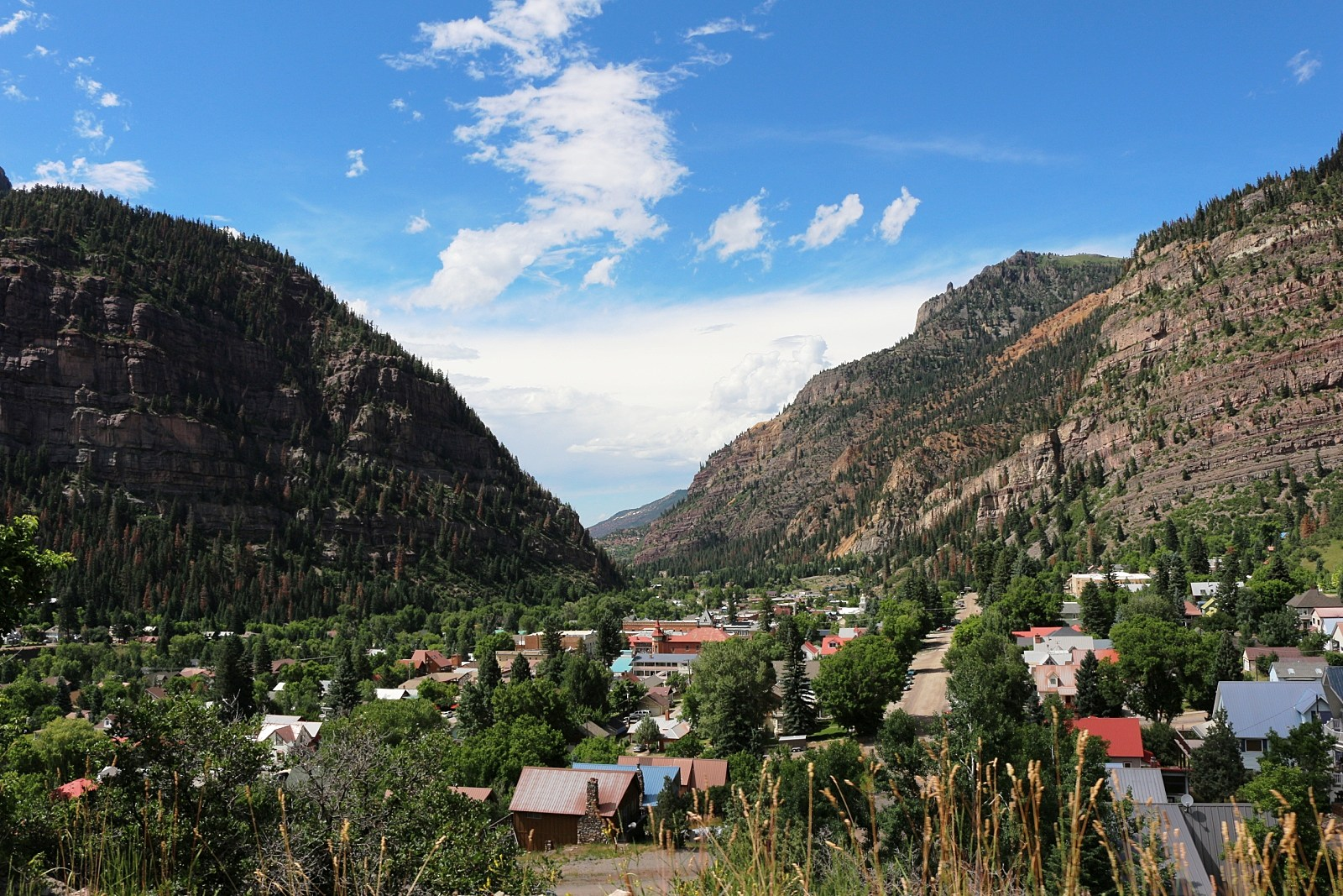 Ouray Colorado Prettiest Mountain Town in the US